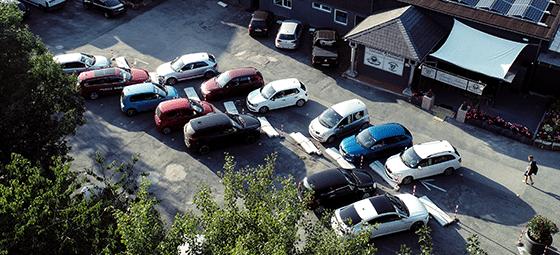 drohne-parkplatz